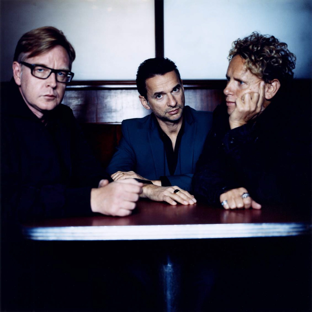 Depeche Mode to play Hollywood and Vine for 'Jimmy Kimmel Live!'