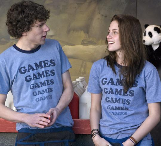 'Adventureland' anchored by pitch-perfect '80s college-rock soundtrack