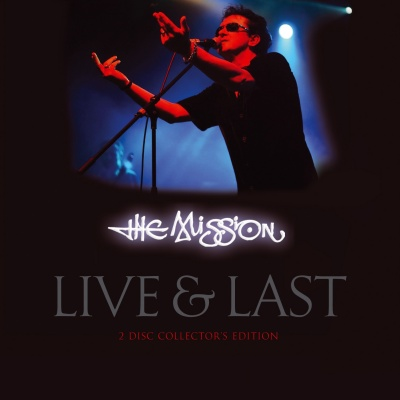 Wayne Hussey chronicles The Mission's final gig with 'Live & Last'