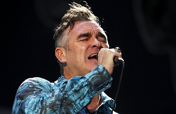 Nauseated Morrissey cancels post-Coachella date on trouble-plagued tour