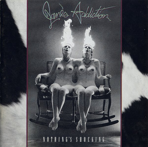 In stores Tuesday: Jane's Addiction, Talking Heads and Misfits vinyl reissues