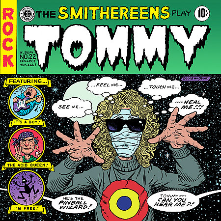 In stores Tuesday: Smithereens do The Who, new Wedding Present DVD, Vaselines reissue