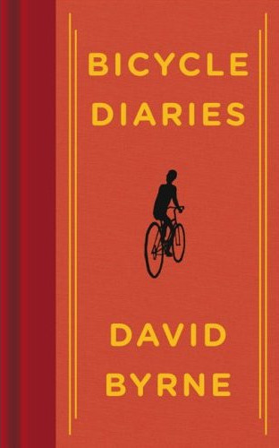 David Byrne to publish 'Bicycle Diaries' book