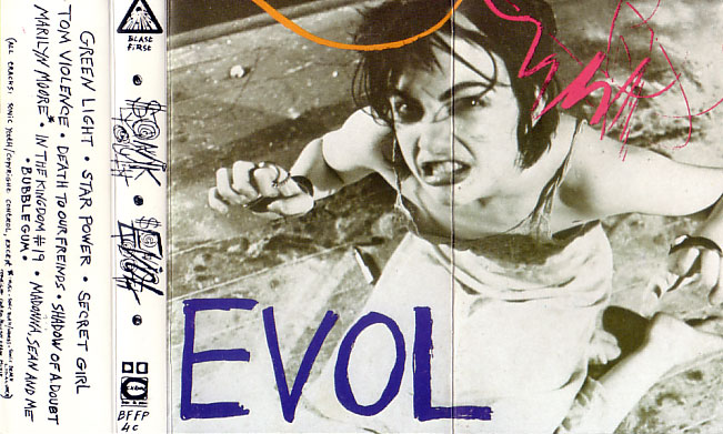 Beck covering 'EVOL' on cassette for forthcoming Sonic Youth box set