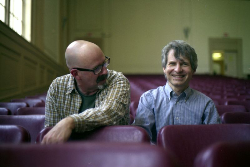 Peter Holsapple and Chris Stamey of the dB's release 'Here and Now,' announce tour