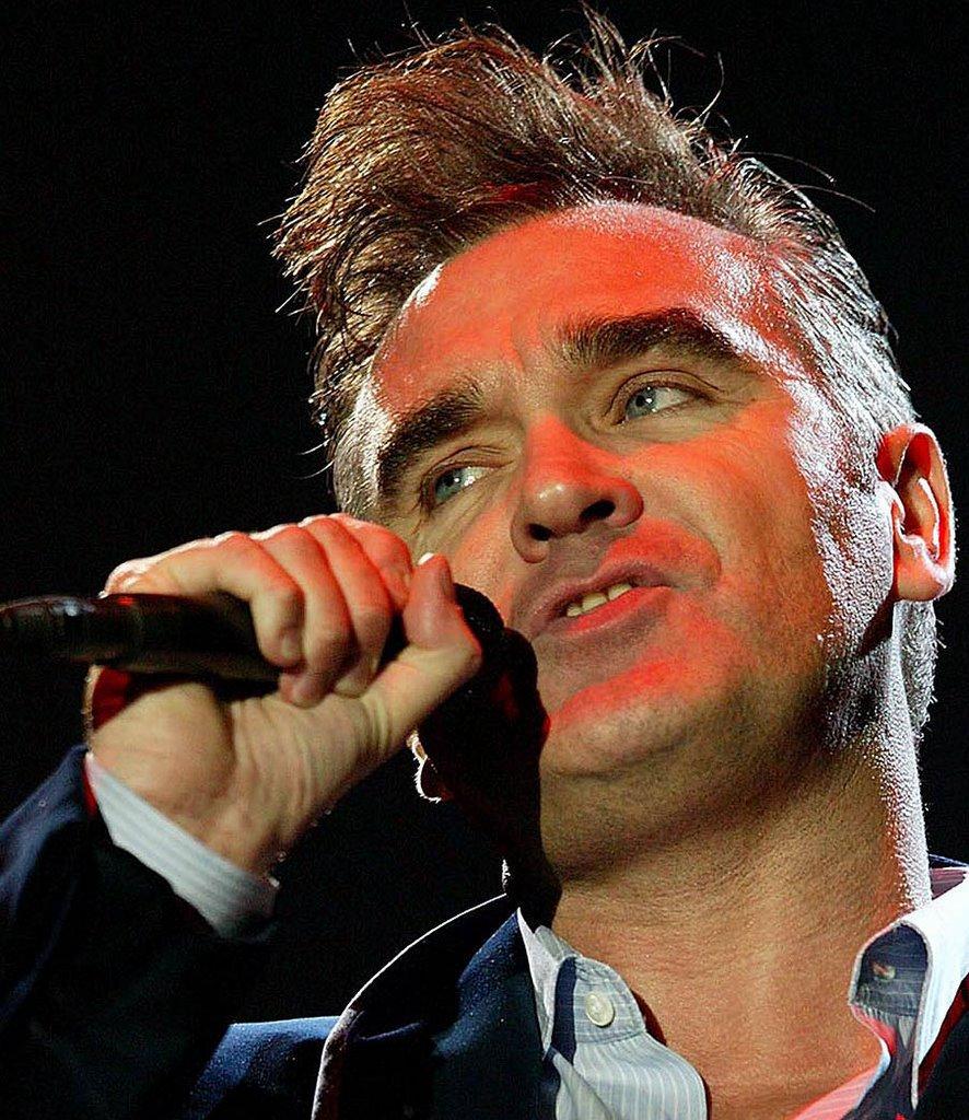 Morrissey vows to restart Tour of Refusal, announces 'Swords' b-sides album