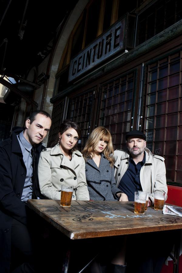 Ian McCulloch, Martin Gore lend vocals to third Nouvelle Vague album