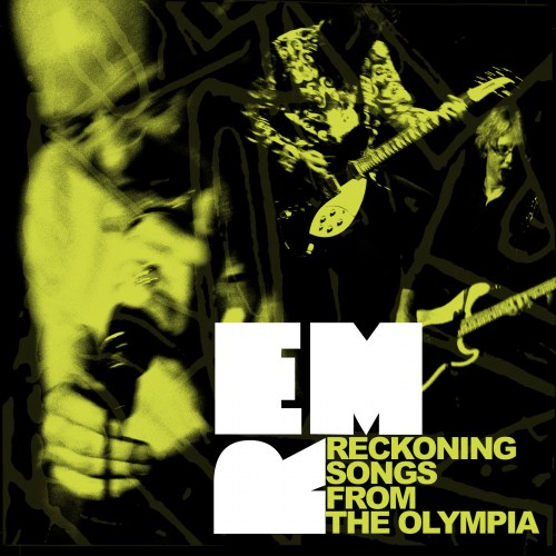R.E.M. previews live album with 'Reckoning Songs From the Olympia' digital EP