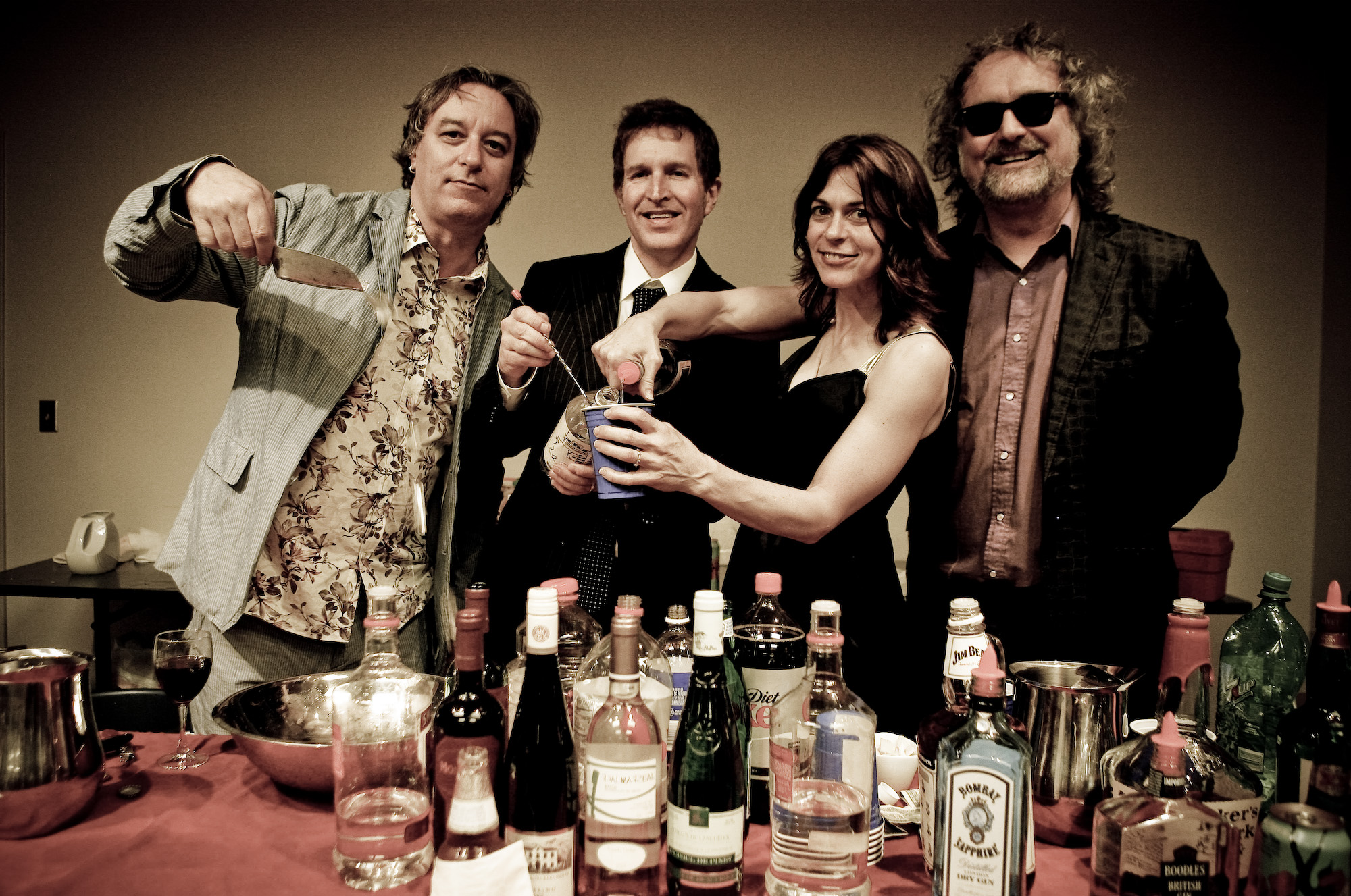 Peter Buck, Steve Wynn and Scott McCaughey plan triple-bill band-swapping tour