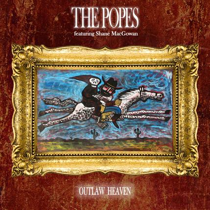 In store this week: Shane MacGowan rejoins The Popes for 'Outlaw Heaven'