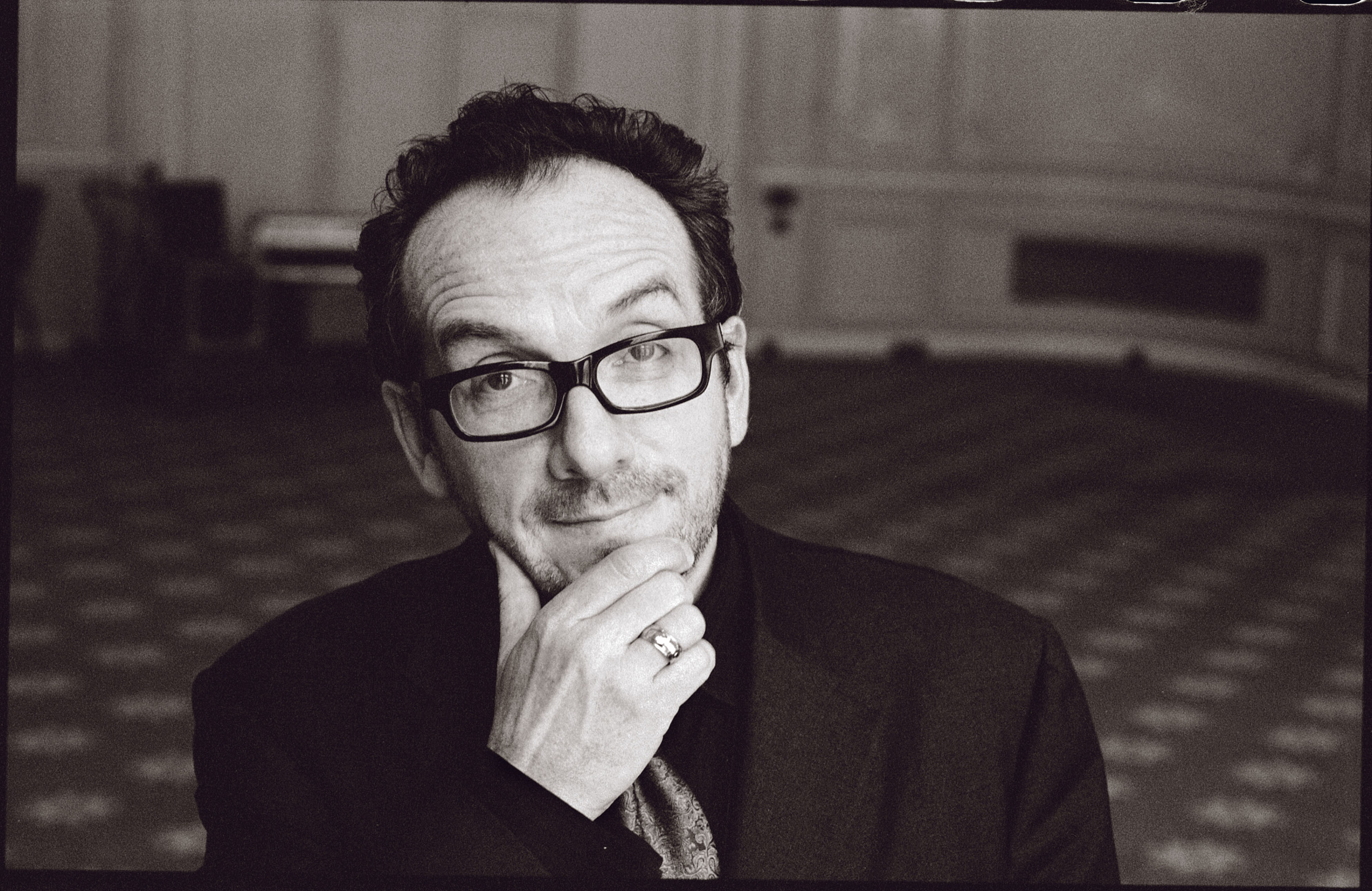 Elvis Costello's 'Live at the El Mocambo' to kick off 'The Costello Show' live CD series