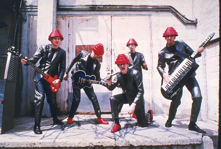 Devo reissuing 2 classic albums, performing them live on 7-city North American tour