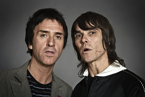 Smiths' Johnny Marr, Stone Roses' Ian Brown planning to record album together
