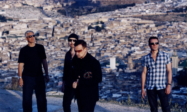 'U2: The Hype and the Feedback' conference to take academic look at world's biggest band
