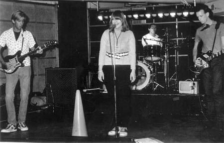 Pylon's 1983 sophomore album 'Chomp' to be reissued with four bonus tracks