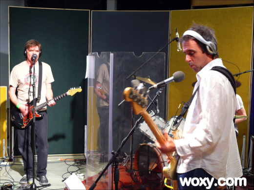 Download: Mission of Burma's WOXY session