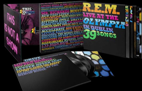 Holiday Gift Guide: '80s college rock CD and vinyl box sets, reissues, multi-disc sets