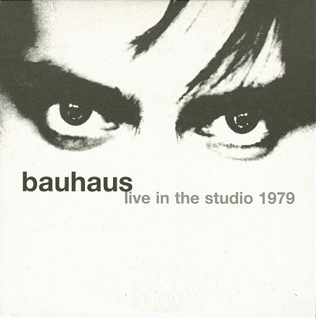 Beggars releasing rare Bauhaus, Gary Numan + Tubeway Army bonus discs individually
