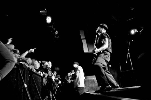 Social Distortion planning South American tour of Brazil and Argentina in April