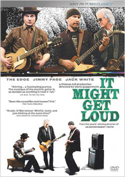Video: U2's The Edge soundchecks solo in this 'It Might Get Loud' deleted scene