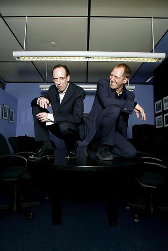 The Clash's Mick Jones, Paul Simonon reunite on Gorillaz's upcoming 'Plastic Beach'