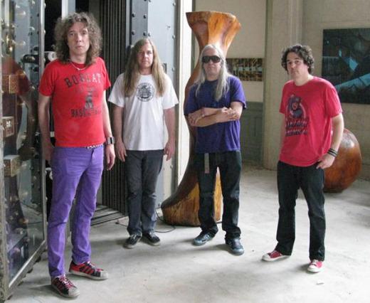 Dinosaur Jr's J Mascis starts new band Sweet Apple with Cobra Verde, Witch members