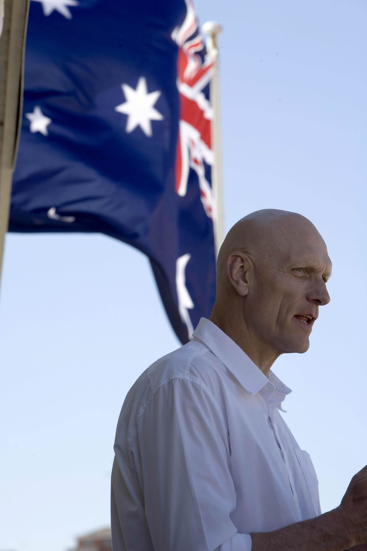 Midnight Oil's Peter Garrett demoted by Australian PM over insulation scandal
