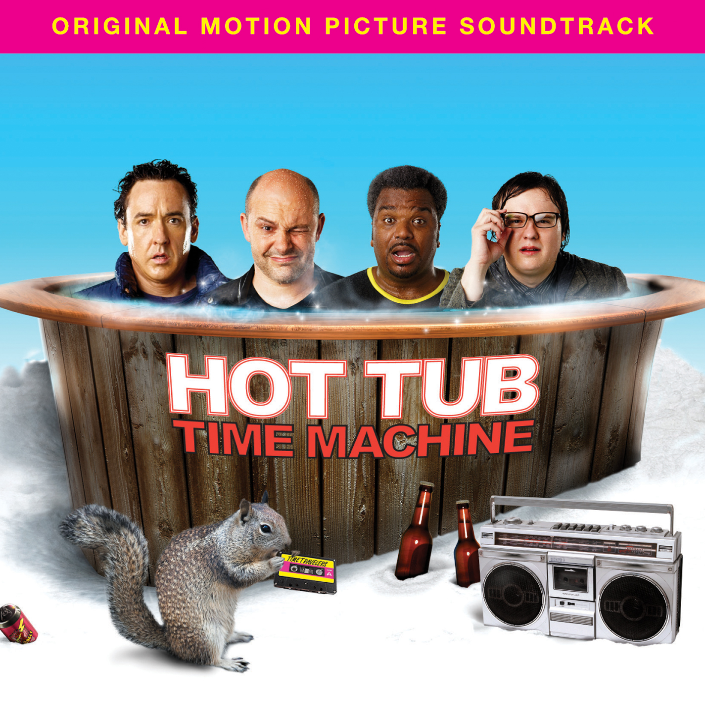 'Hot Tub Time Machine' soundtrack features New Order, Replacements, Echo & Bunnymen