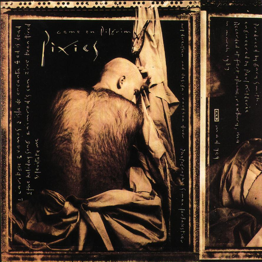 Pixies sell out! Visa commercial uses 'Isla de Encanta' off 1987's 'Come On Pilgrim' EP