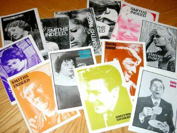 Smiths Indeed fanzine (1986-1989) to be reprinted in limited-edition, 100-set run