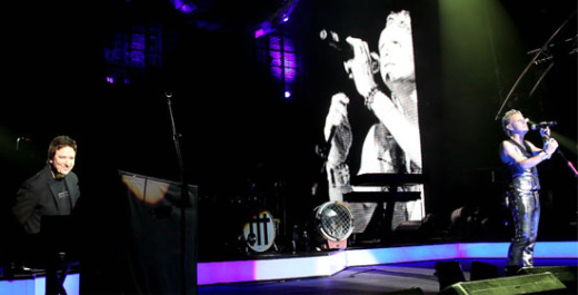 Video: Alan Wilder joins Depeche Mode on stage at Royal Albert Hall in London
