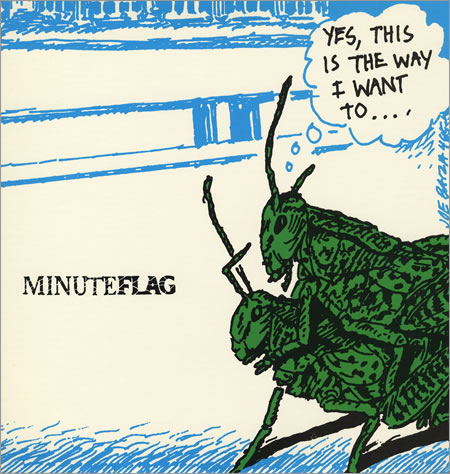 Milestones: Minutemen, Black Flag recorded 'Minuteflag' EP 25 years ago this week