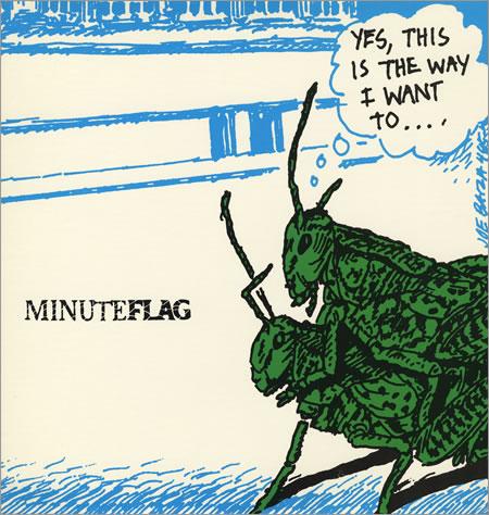 Milestones: Minutemen, Black Flag recorded 'Minuteflag' EP 25 years ago this week
