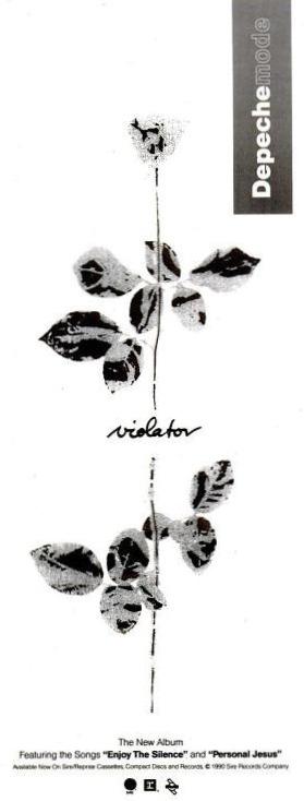 Milestones: Depeche Mode's classic 'Violator' released exactly 20 years ago today