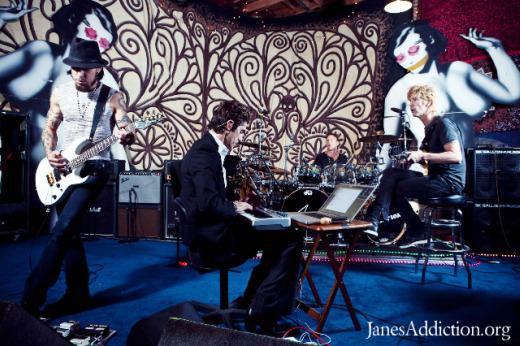 Video: Jane's Addiction makes public debut with ex-Guns N' Roses bassist Duff McKagan