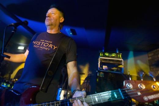 Peter Hook plans Joy Division set at FAC251, 'Unknown Pleasures' spoken-word tour