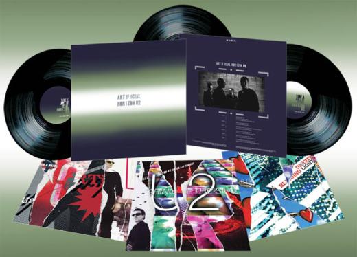 U2's 'Artificial Horizon' remix album to be released as limited-edition triple vinyl set