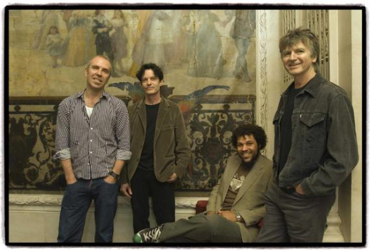 Crowded House releasing 'Intriguer' in June; 28-date North American tour to follow