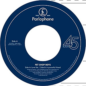 Pet Shop Boys issuing 2 previously unreleased songs on Record Store Day 7-inch in U.K.