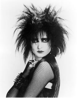 Milestones: Siouxsie Sioux is 54 today; watch the Banshees' 1983 'Nocturne' concert