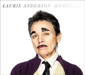 New releases: Laurie Anderson, Front Line Assembly; plus Spandau Ballet reissues