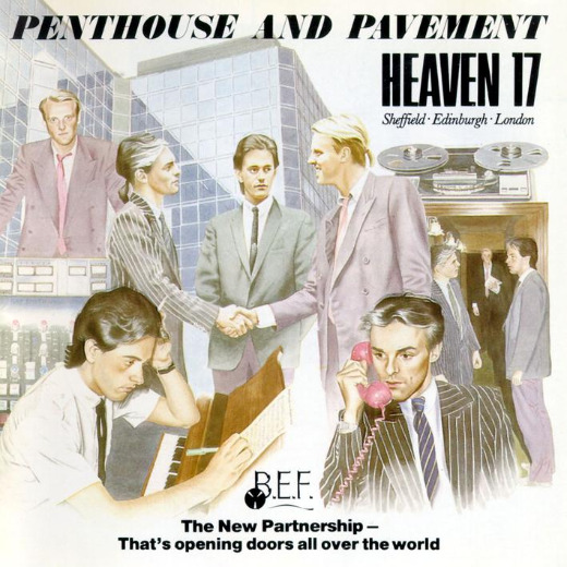 Heaven 17 preps 'Penthouse and Pavement' 3CD box set with newly discovered demos