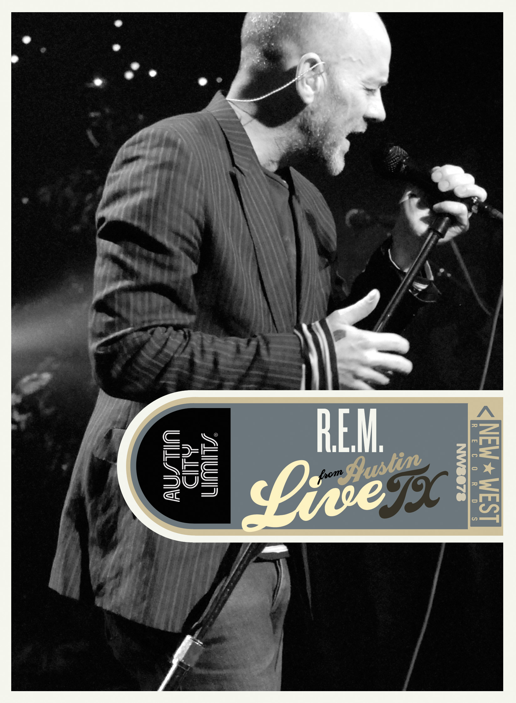 R.E.M. to release 'Live From Austin, TX' DVD with complete 'Austin City Limits' show