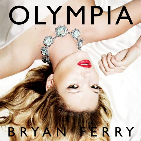 Bryan Ferry enlists Kate Moss to appear on cover of upcoming 'Olympia' solo album