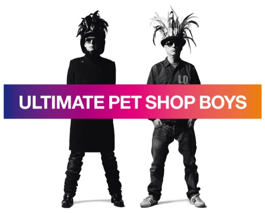 'Ultimate Pet Shop Boys' features 19 singles, from 'West End Girls' to 'Love Etc.'