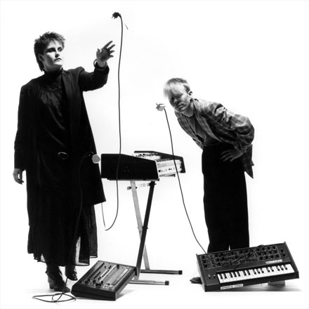 Yazoo to include 'Get Set,' unreleased '83 track, with 'Reconnected Live' on iTunes