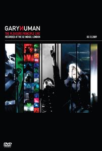 Gary Numan's 'The Pleasure Principle Live' captures 2009 London gig on CD, DVD