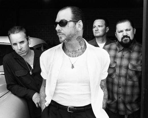 Social Distortion to release 'Hard Times and Nursery Rhymes' on Epitaph in January