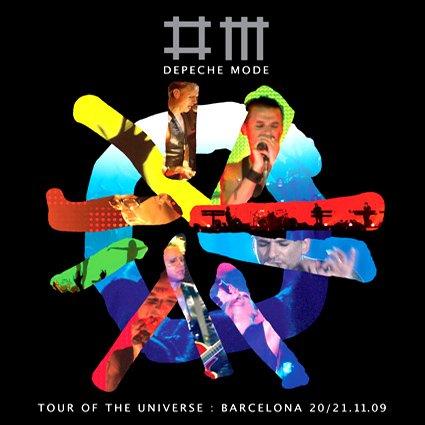 Contest: Win Depeche Mode's 'Tour of the Universe: Barcelona' CD/DVD set