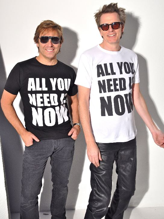 Duran Duran's 'All You Need Is Now' out on iTunes in December, CD in February